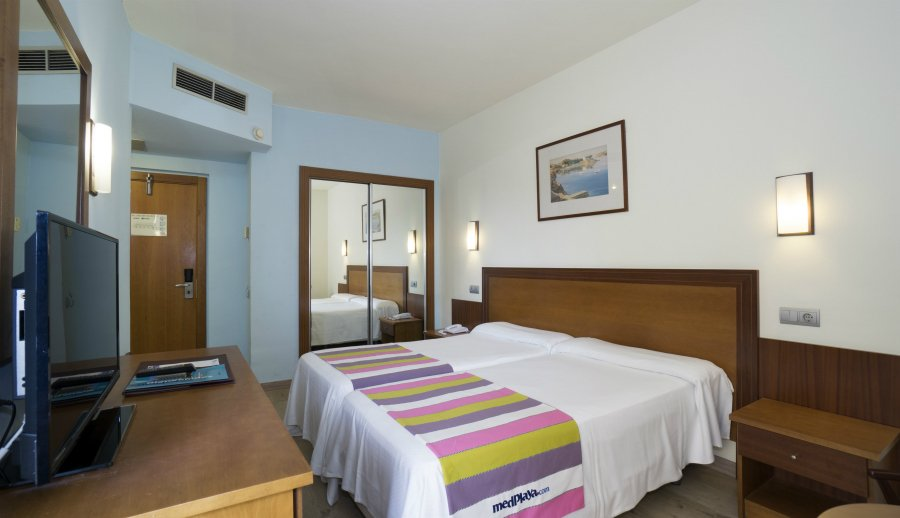 Double Med Room Single Use Hotel Pez Espada