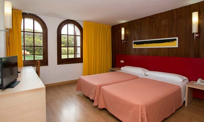 Double med san eloy apartment tossa de mar