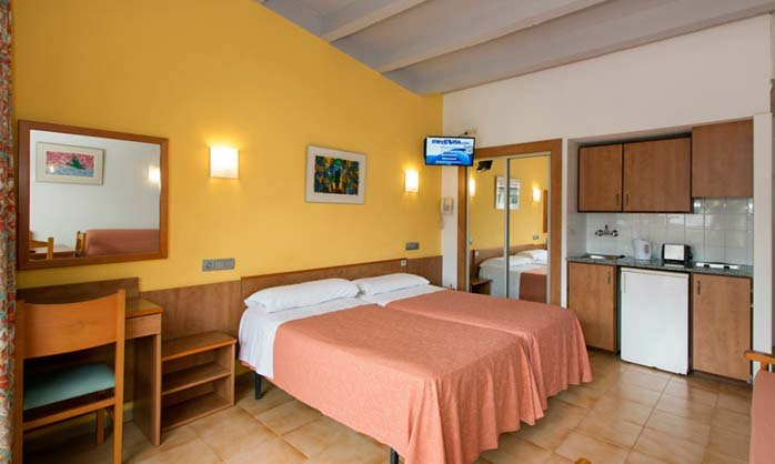 Studio 2-3 apartment tossa de mar